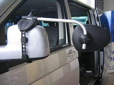 Repusel Wohnwagenspiegel Volkswagen Transporter T5 Caravanspiegel