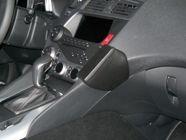 Perfect Fit Telefonkonsole Citroën DS5, Bj. 11/11-, Premium Echtleder