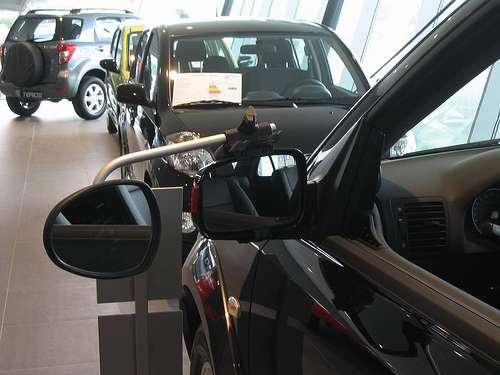 Repusel Wohnwagenspiegel Kia Sorento Caravanspiegel