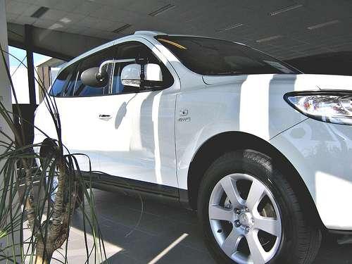 Repusel Wohnwagenspiegel Hyundai Santa Fe Caravanspiegel